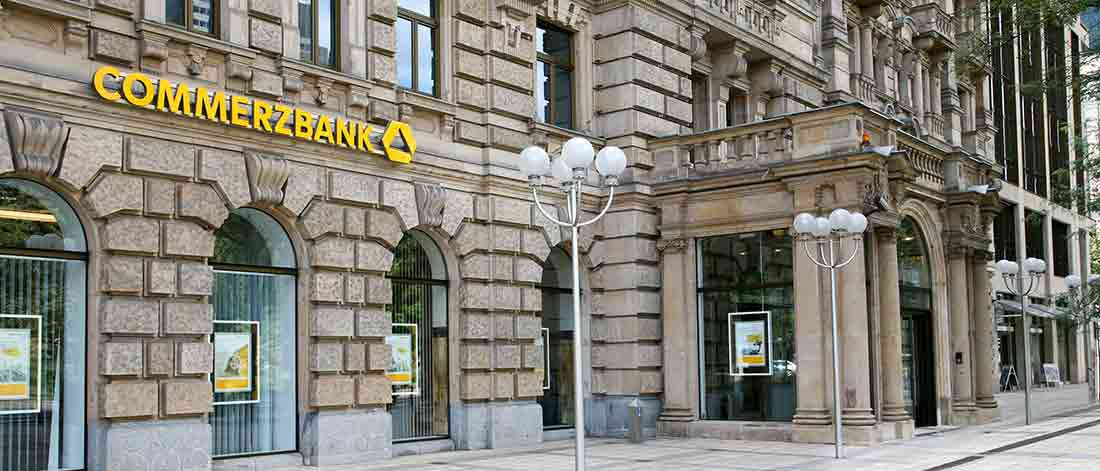 Commerzbank Filiale Strausberg Commerzbank