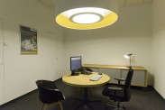 A conference room in the new Flagship branch Bochum