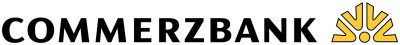 Logo Commerzbank (black/yellow)